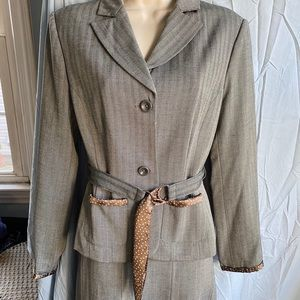 Chadwick Suit jacket and skirt